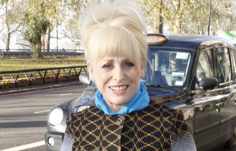 Barbara Windsor 'finds leaving the house difficult' amid Alzheimer's battle
