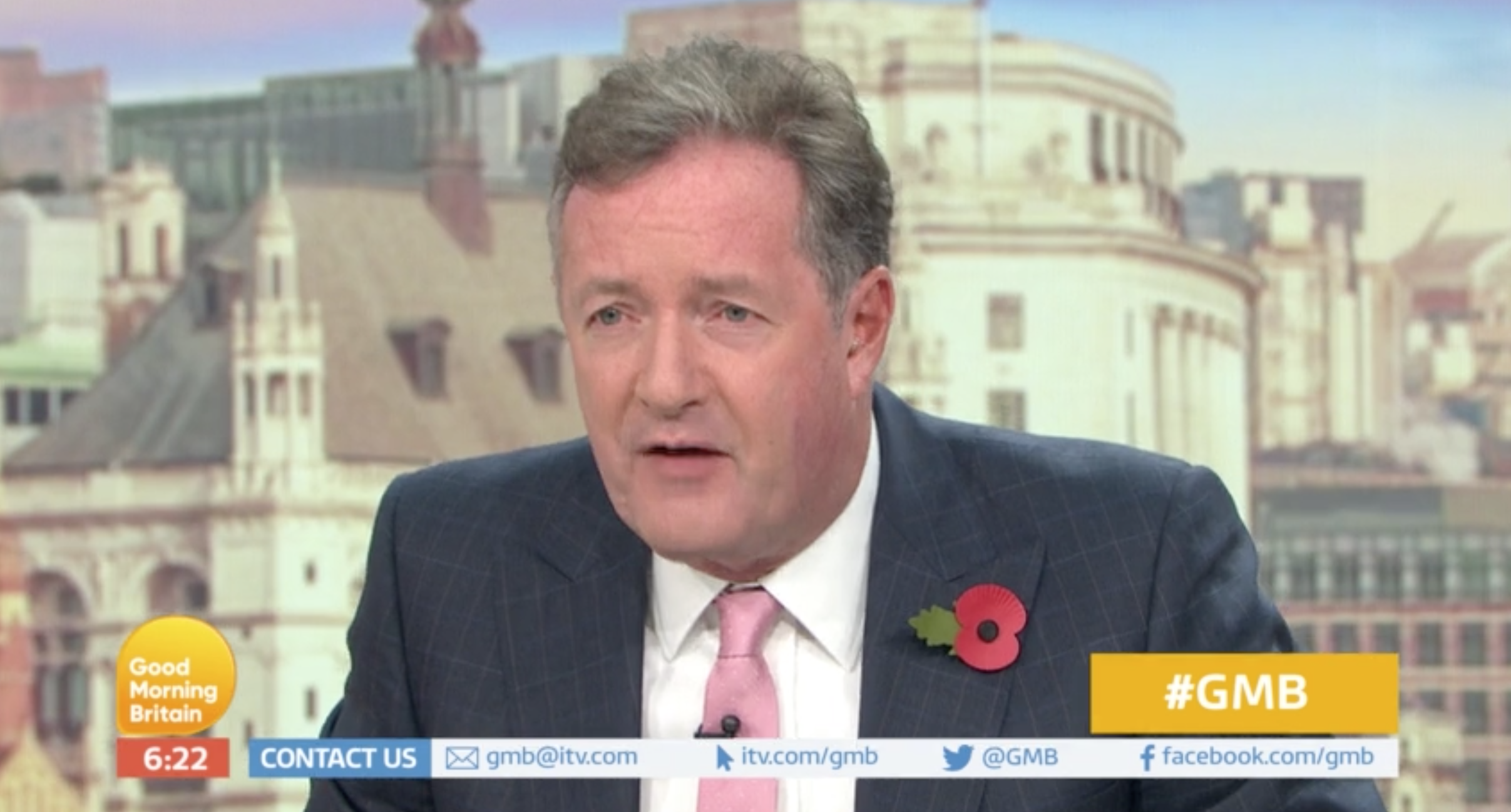 Piers Morgan rages at Greggs over 'diet doughnuts'