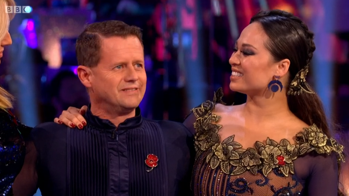 Strictly's Mike Bushell denies he's 'relieved to be eliminated' as fans call 'fix' over Michelle Visage