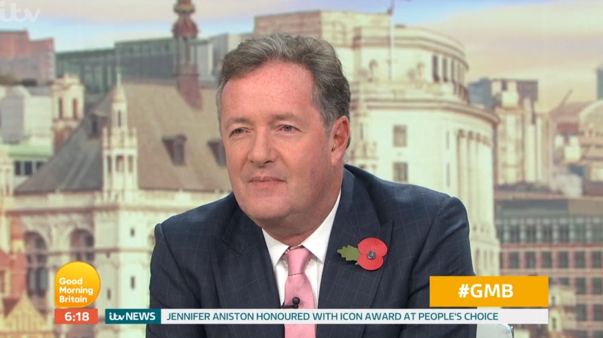 Piers Morgan takes swipe at X Factor after his appearance on The Chase smashed ratings