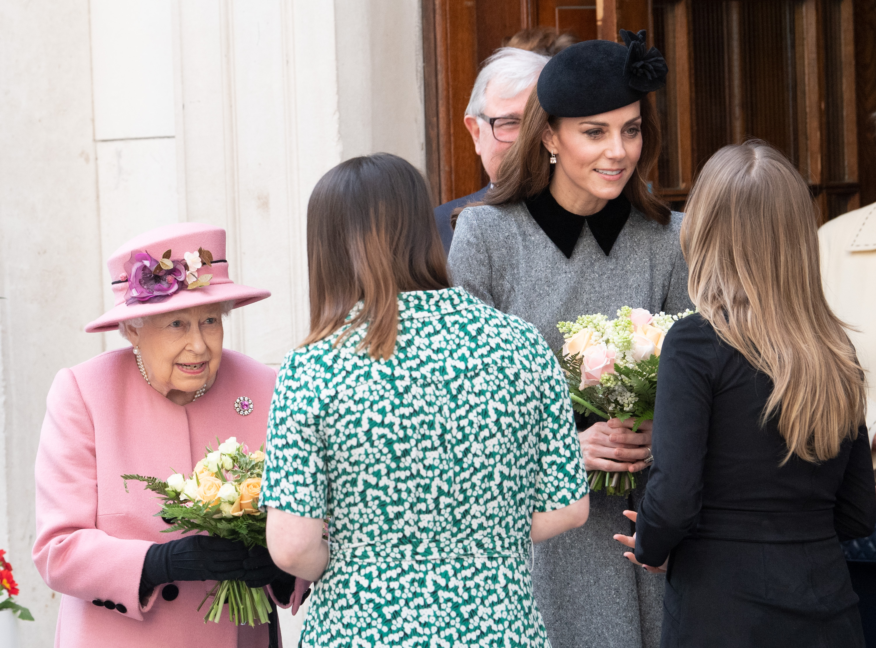 Kate Middleton Put a Fashion-Forward Spin on This Royal Classic