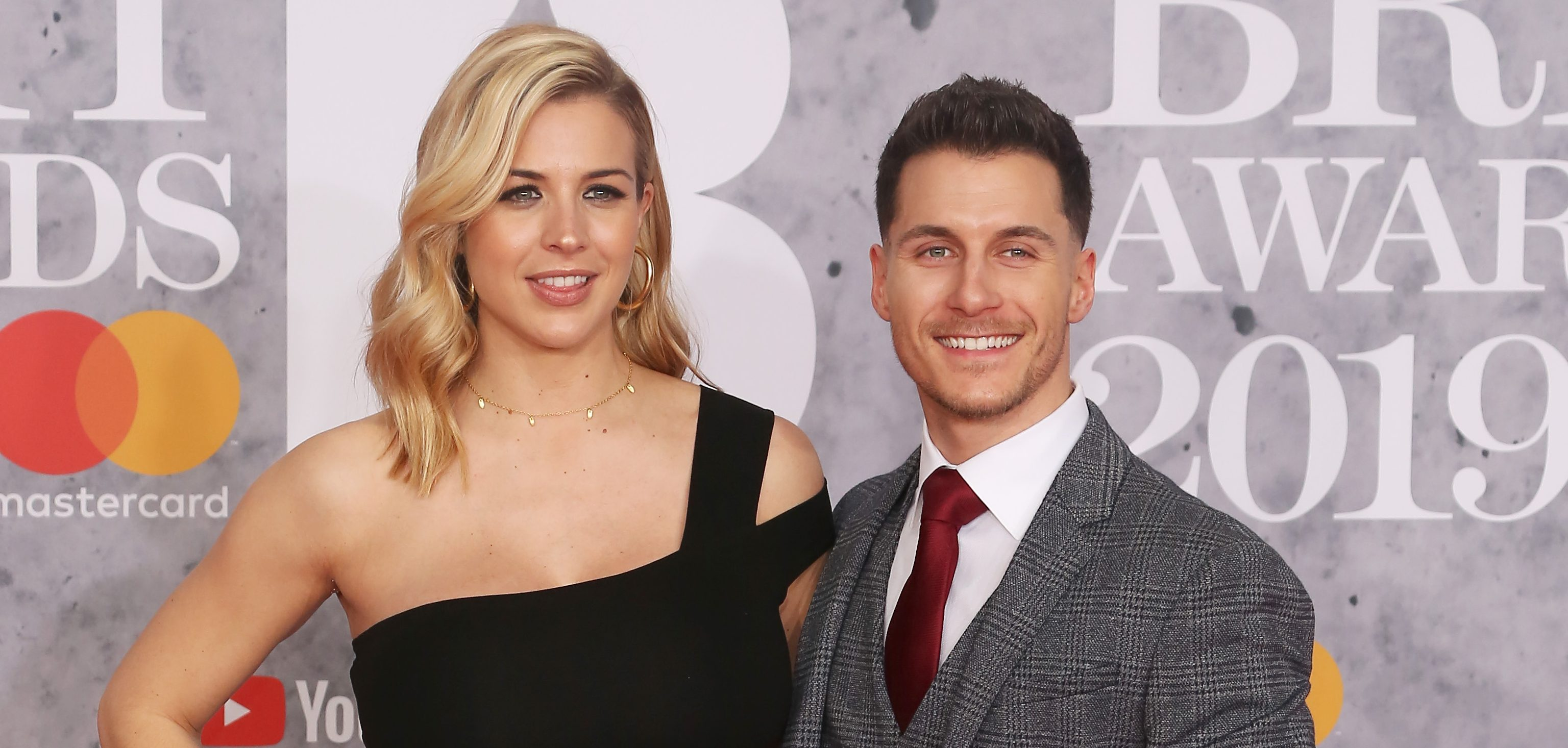 Strictly Christmas special: Gemma Atkinson and Gorka Marquez dancing together