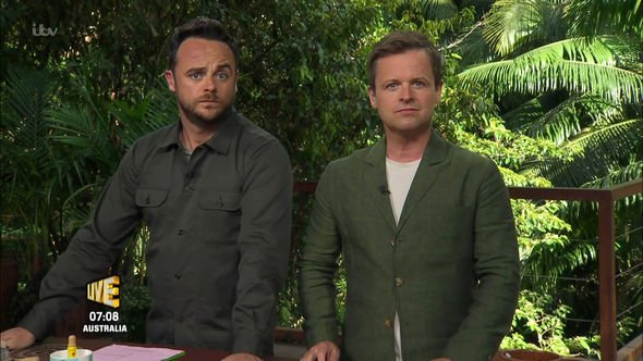 Emotional scenes as Ant & Dec learn they're related on camera