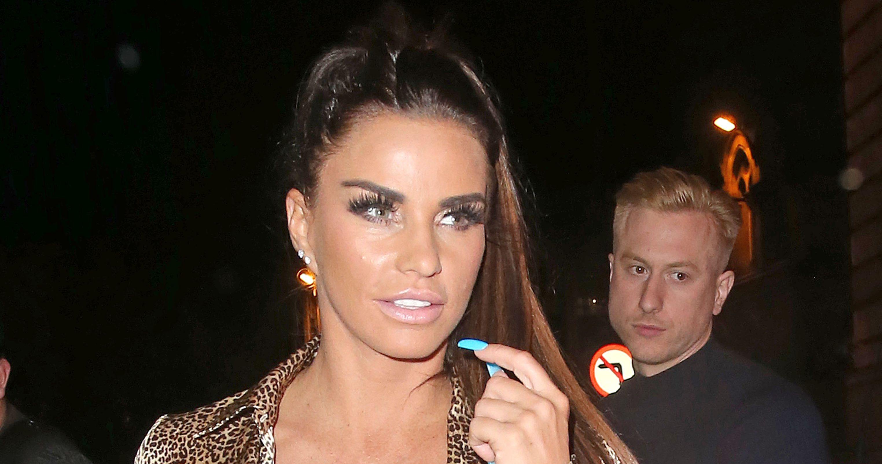 Katie Price may set up 'soft porn app' to get 'revenge' on pal Danielle Lloyd