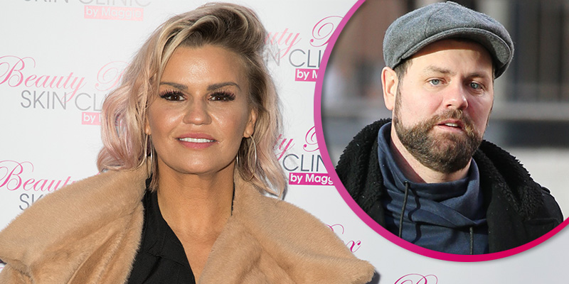 Kerry Katona reveals she was 'shattered' when her marriage to Brian McFadden broke down