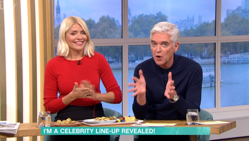 Phillip Schofield convinced Richard Madeley will be I'm A Celebrity late arrival