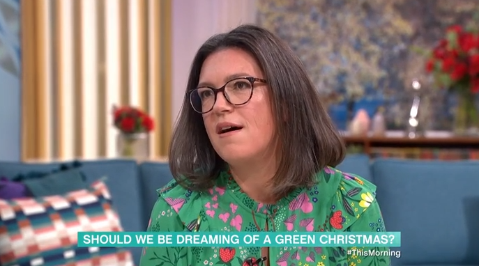 This Morning fans divided as guest insists we should rent Christmas trees and ban wrapping paper