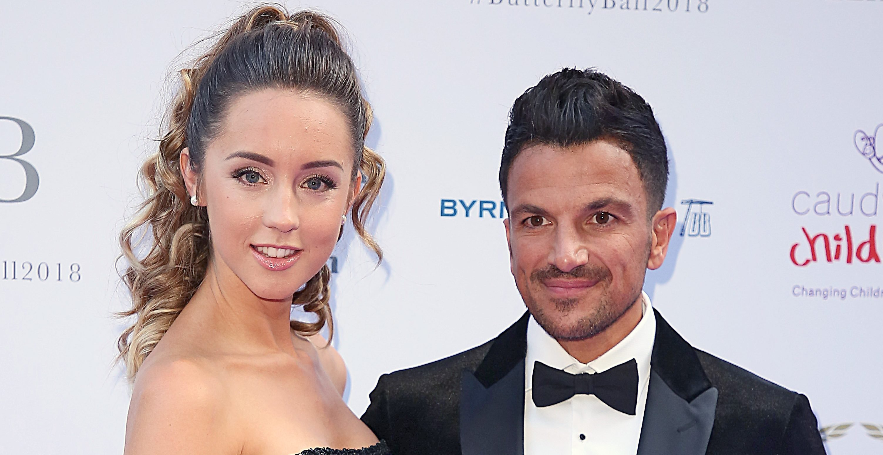 Peter Andre says finding time for wife Emily is 'difficult'