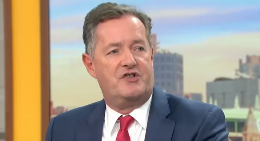 Piers Morgan reveals he's signed two-year deal to stay on GMB