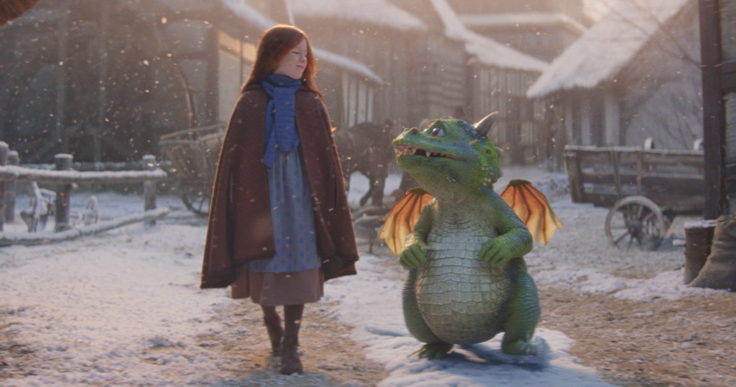 John Lewis unveils its Christmas 2019 advert and it's left fans in tears