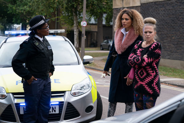 EastEnders SPOILERS: Linda arrested for drink driving