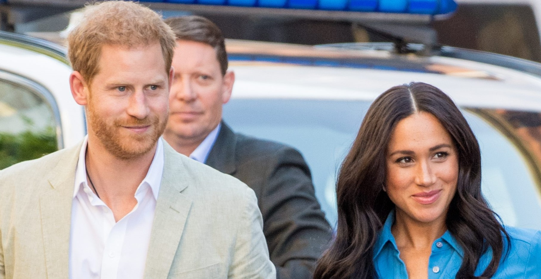 Harry and Meghan share unseen photo of Archie to celebrate Prince Charles' birthday