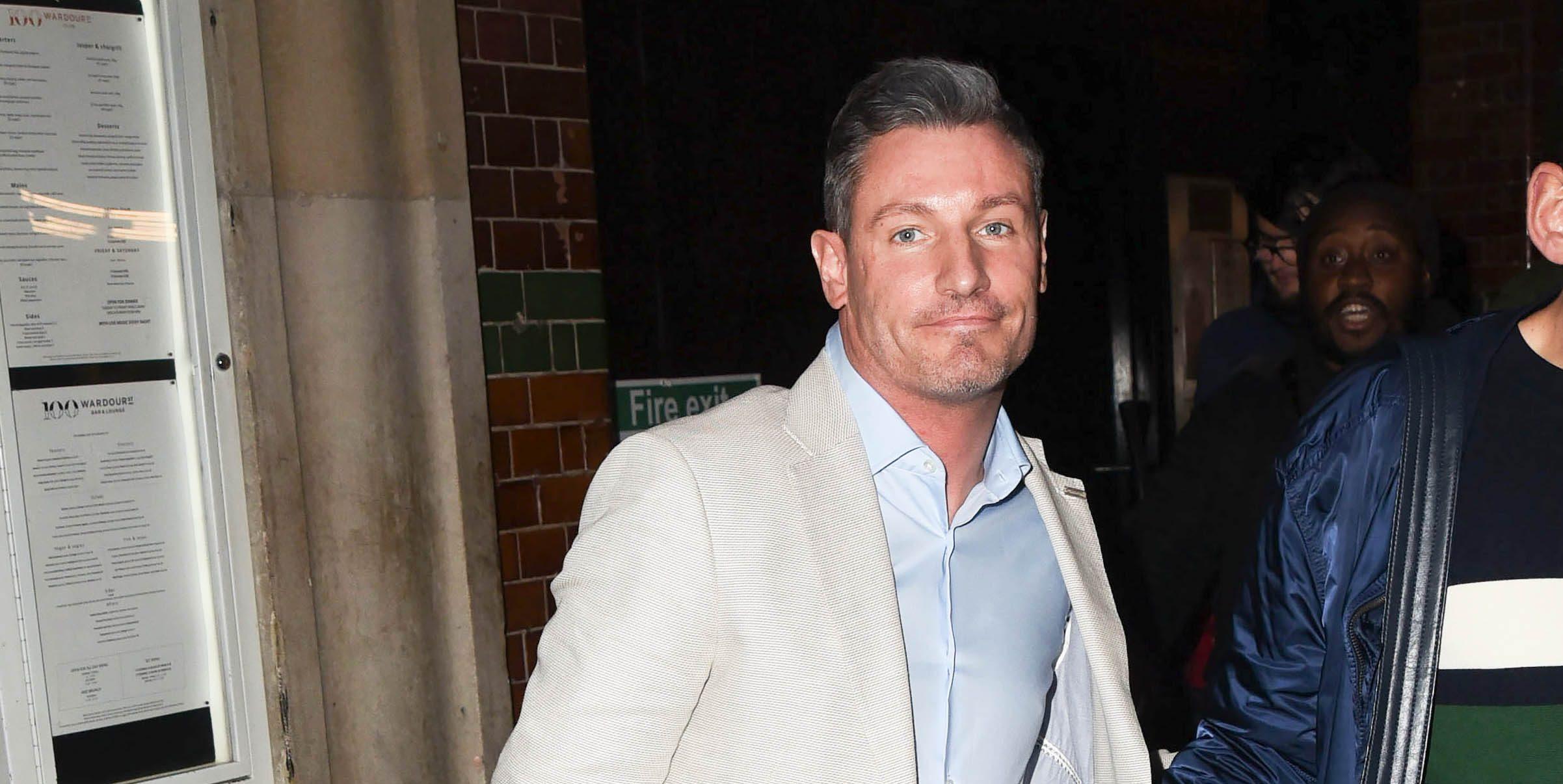EastEnders' Dean Gaffney 'signs up' for Celebs Go Dating