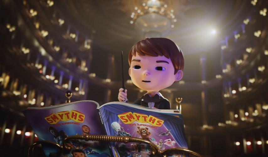 Shocked viewers convinced boys swears in Smyths Toys' Christmas advert