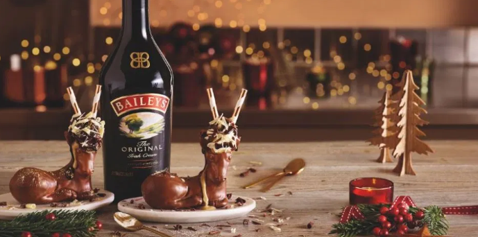 You can bag a free Baileys chocolate reindeer at Asda when you buy a litre bottle for just £12