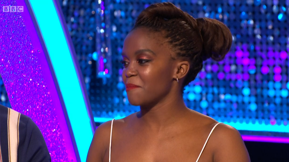 Strictly's Oti Mabuse shocks Lorraine Kelly with her youthful appearance
