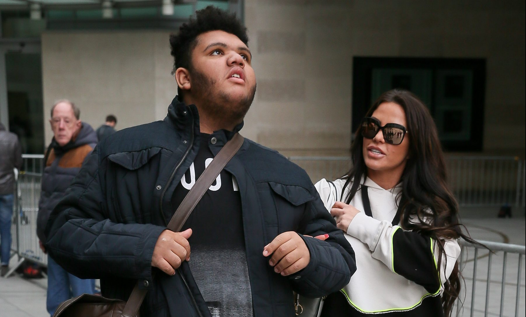 Katie Price's son Harvey makes emotional plea to trolls to stop bullying him