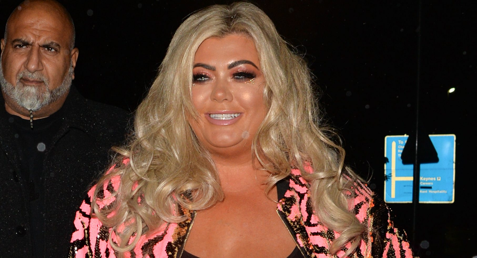 Gemma Collins 'axes plans to release Christmas single with producer pal'
