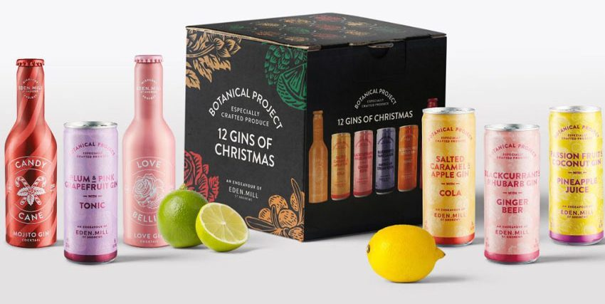 Aldi selling gin selection box for Christmas but you'll have to be quick to get one