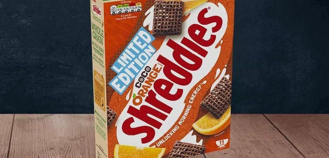 Nestle brings back its festive chocolate orange Shreddies and shoppers say they're 'delicious'