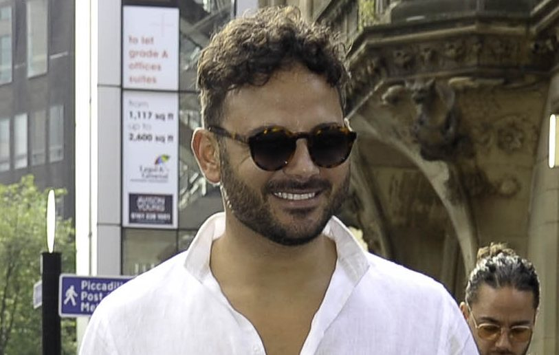 Ex-Corrie star Ryan Thomas makes his daughter's night with special treat meeting Little Mix