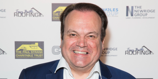 Former EastEnders star Shaun Williamson reveals he's being haunted by a ghost