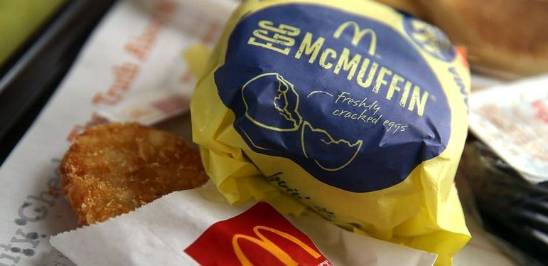 McMuffin fans rejoice as fast-food giant McDonald's extends its breakfast hours