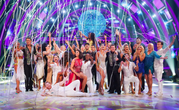 Bookies already convinced they know the winner of Strictly Come Dancing 2019