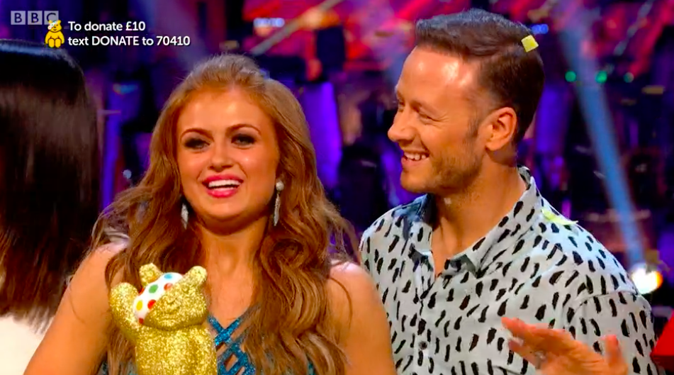 EastEnders fans beg Maisie Smith to take part in Strictly Come Dancing 2020
