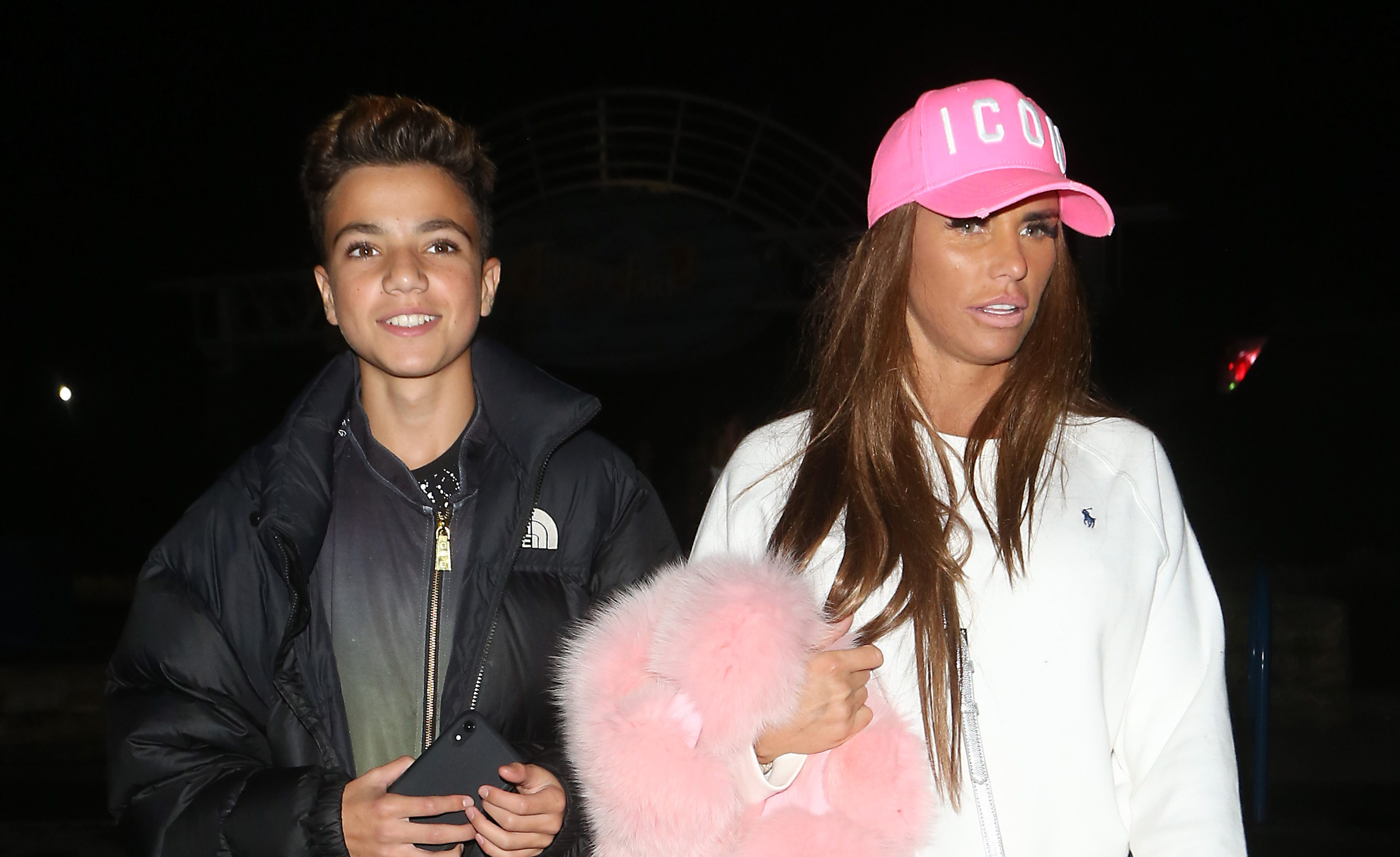 Katie Price's son Junior hits back at troll who slammed his mum's parenting skills