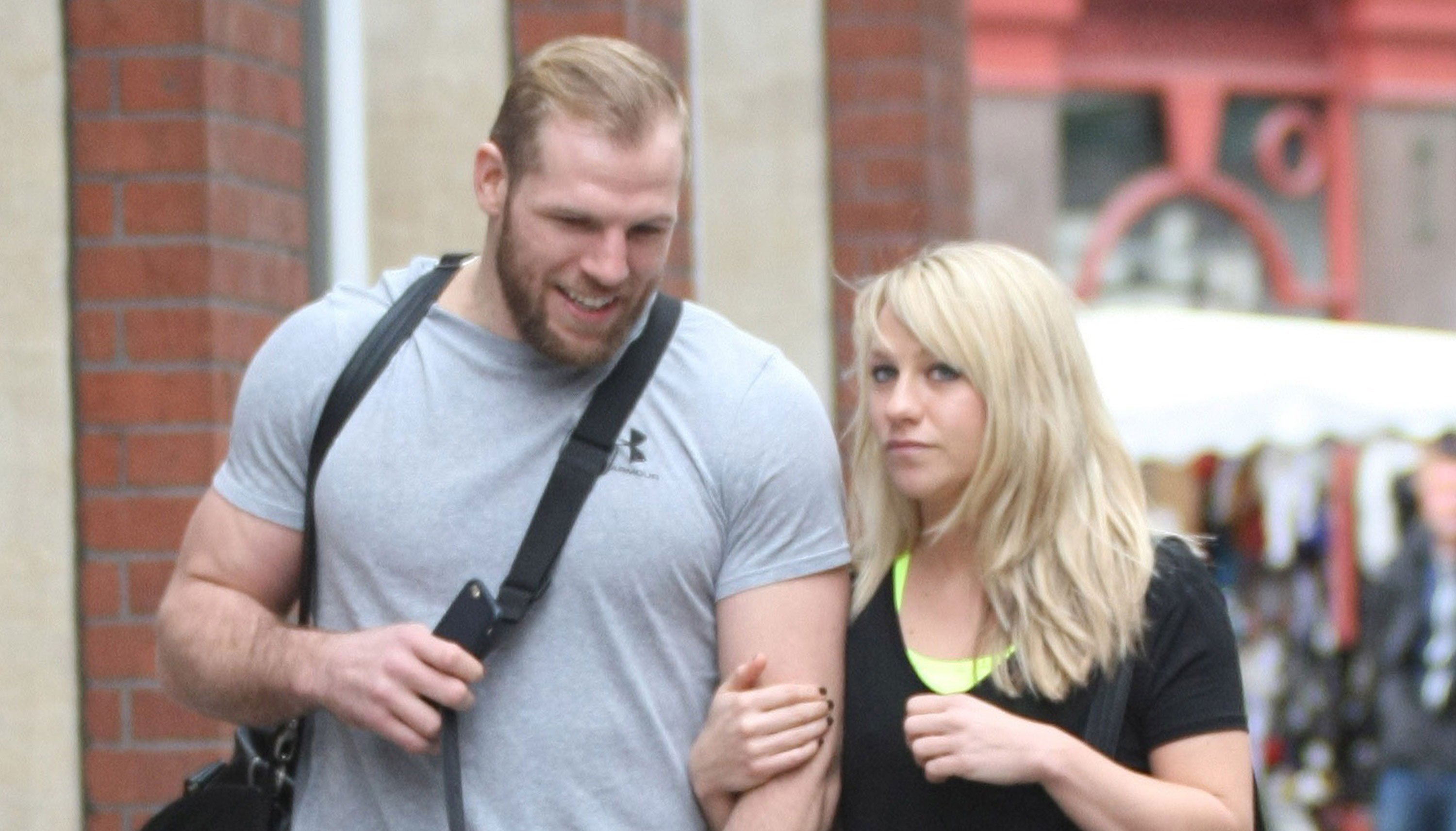 I'm A Celebrity: Chloe Madeley's warning to fans over James Haskell