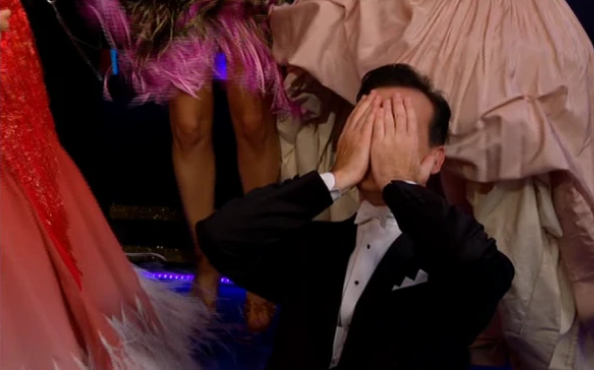 Strictly Come Dancing: Anton Du Beke gets his first ever 10