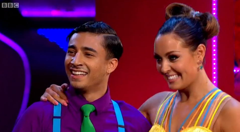 Strictly viewers slam judges' scoring as they claim Karim Zeroual was 'robbed' of perfect 40
