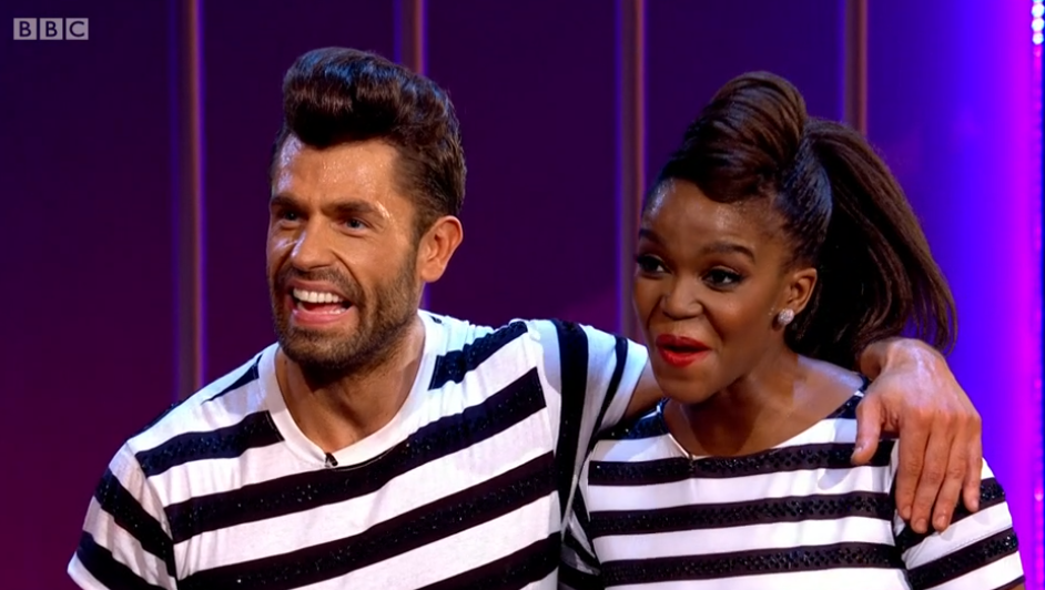 Kelvin Fletcher and Oti Mabuse announce exciting news after Strictly win