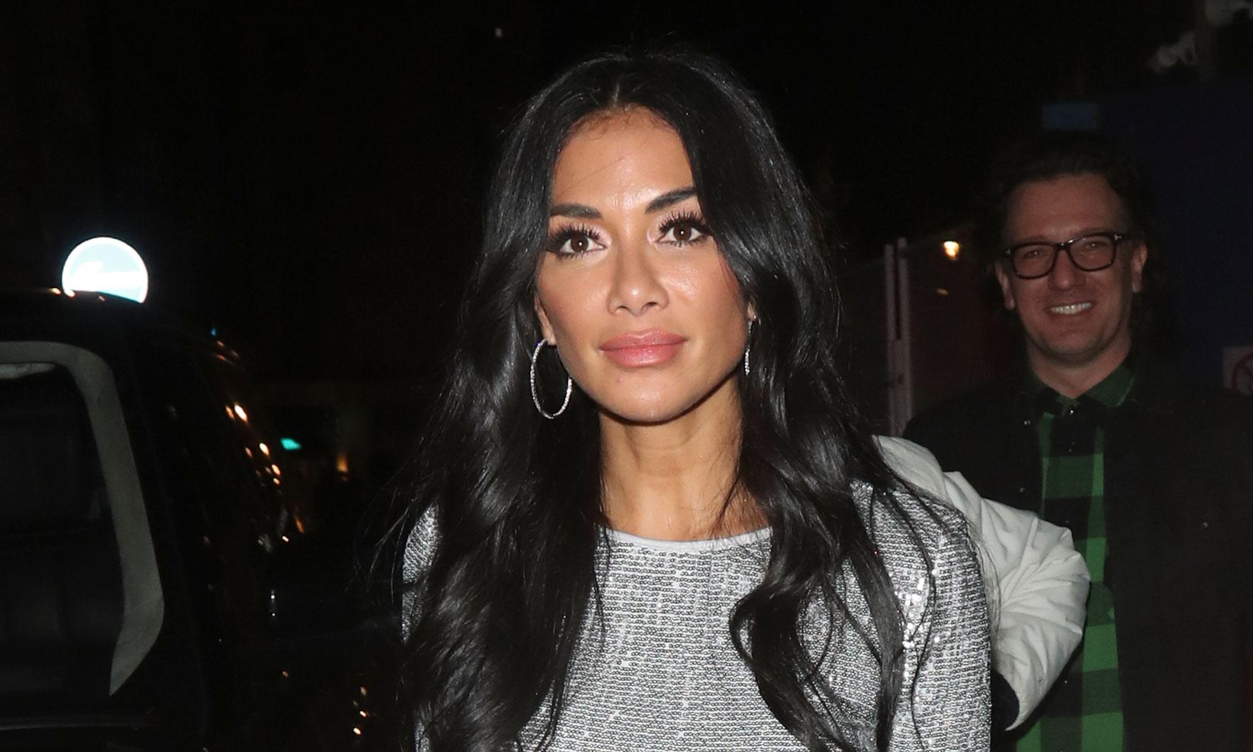 X Factor: Celebrity fans slam Nicole Scherzinger for 'motorboating' Louis Walsh