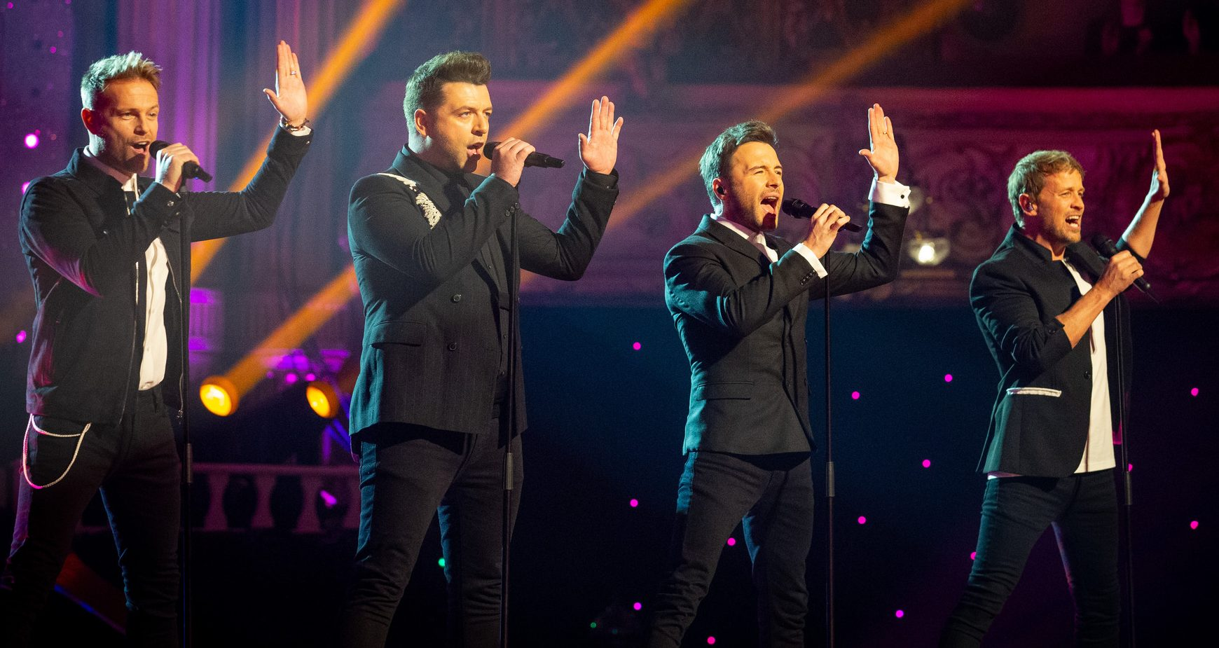 Westlife fans furious over band's 'spoilt' Strictly Come Dancing performance