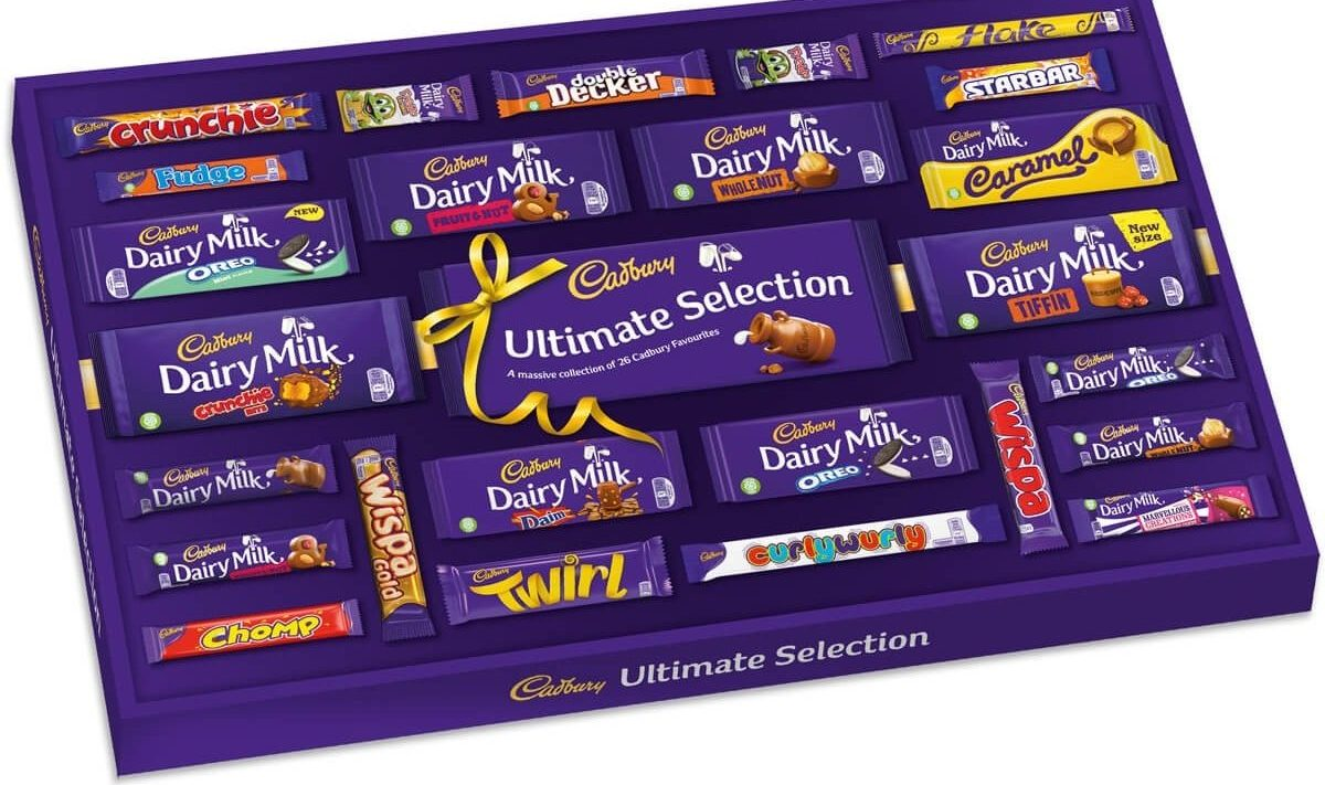 Cadbury hits back at claims £45 Christmas selection box is a 'rip off'