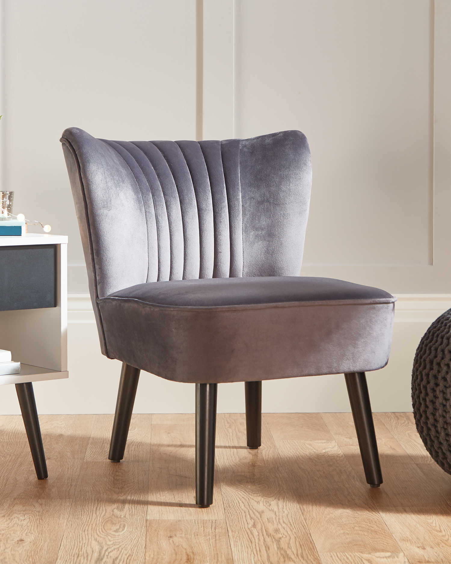 Aldi Is Selling A Gorgeous Designer Look Velvet Chair For
