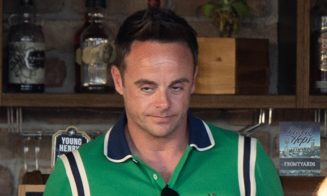 Ant McPartlin birthday celebrations Down Under in PICTURES