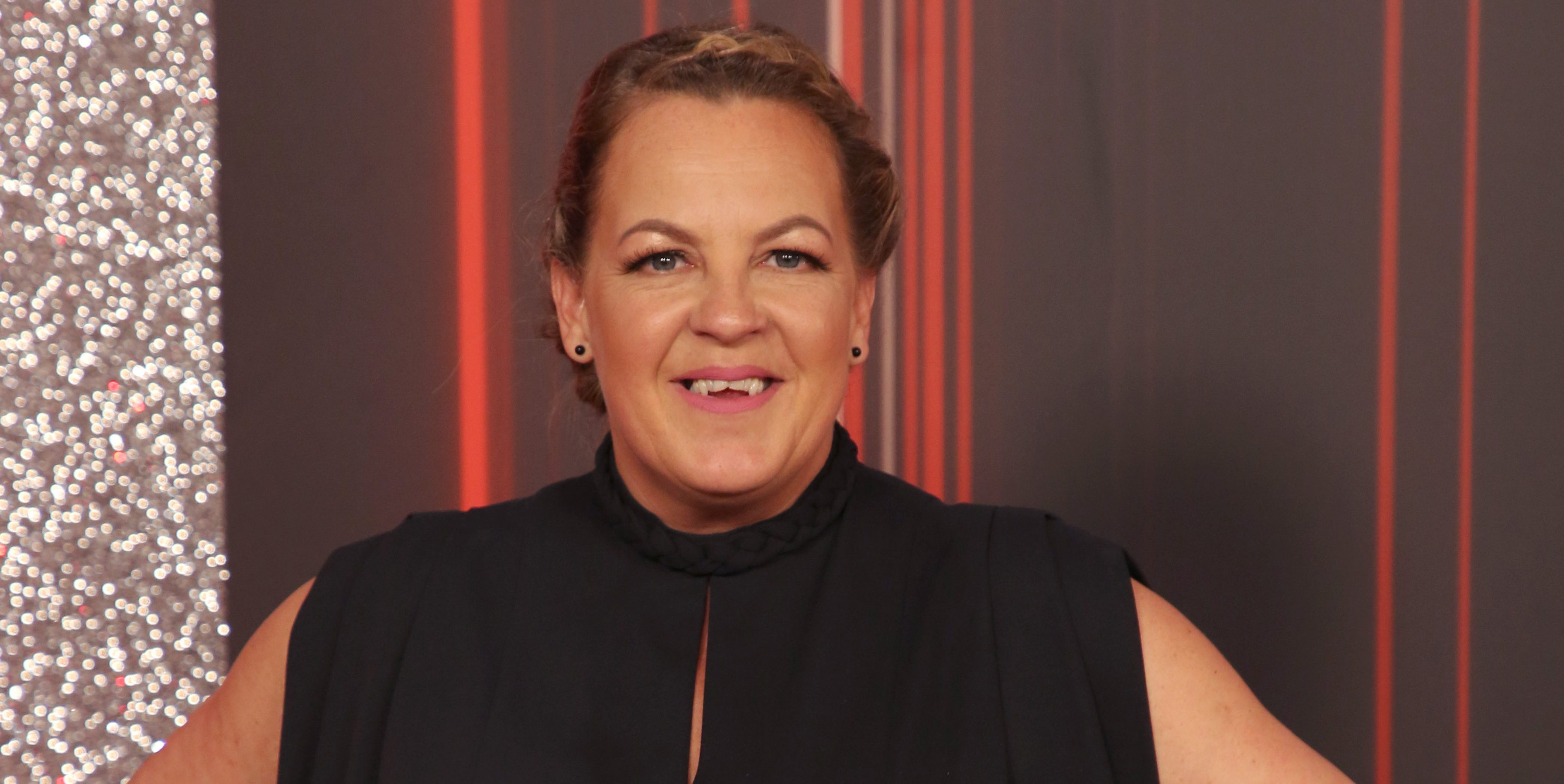 Lorraine Stanley shares video of EastEnders cast singing and dancing at 'family dinner'