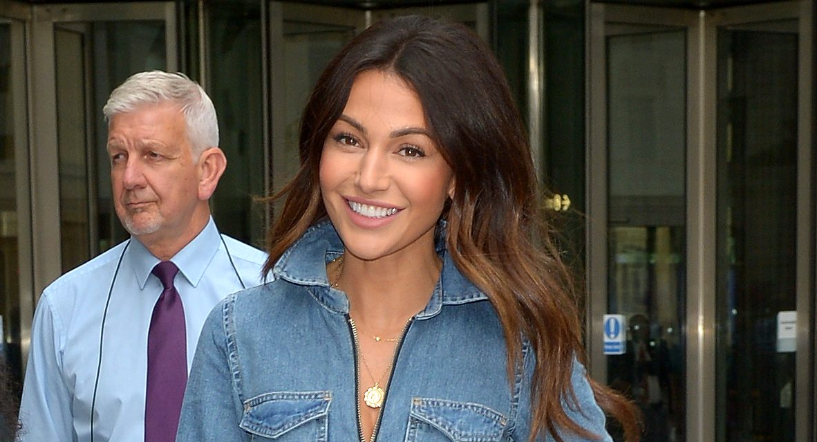 Fans say Michelle Keegan looks 'unrecognisable' in new photograph