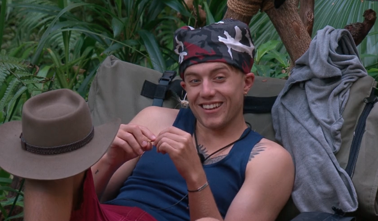 Ronan Kemp melts I'm A Celebrity viewers' hearts with tragic details about dad Martin's health