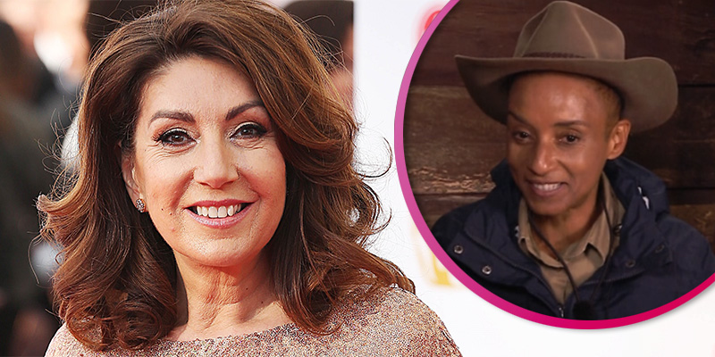 Cruise singer Jane McDonald sparks first row in 'I'm A Celebrity' camp