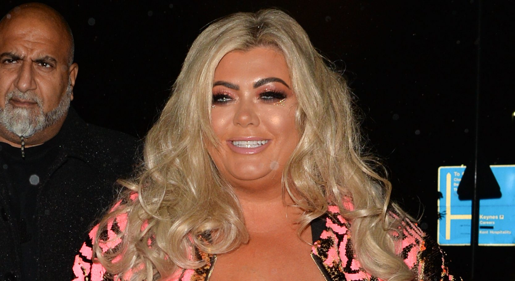 Gemma Collins 'goes low-key' as she covers up to avoid attention during shopping spree