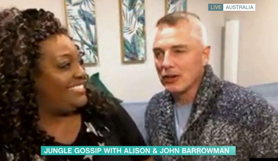 John Barrowman addresses fans' concerns about his drastic appearance change