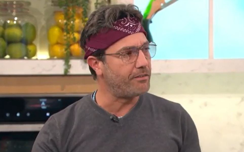 This Morning viewers beg chef Gino D'Acampo to ditch the bandana