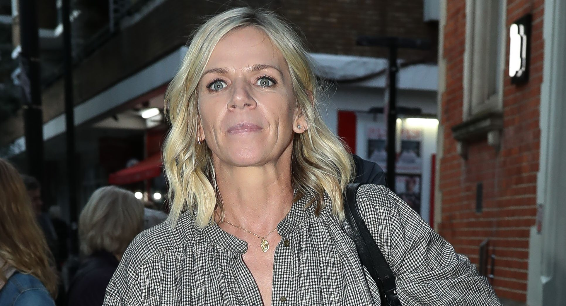 Strictly's Zoe Ball 'dumps boyfriend of two years Michael Reed'