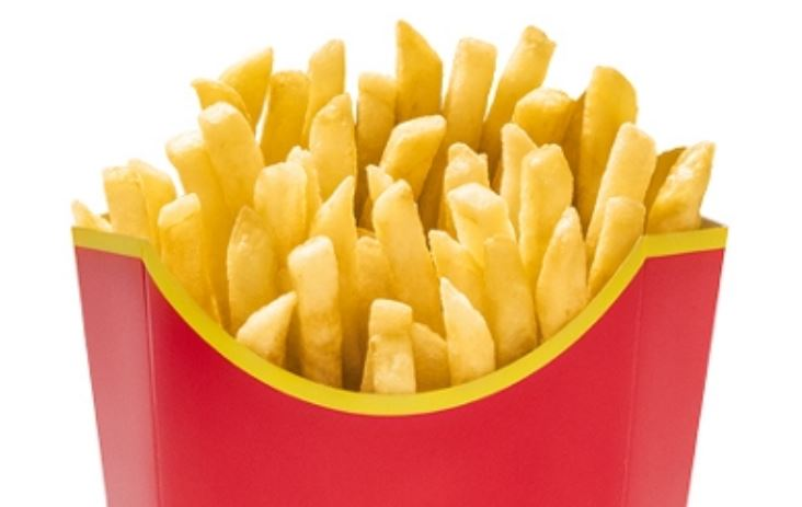 McDonald's customers can get free fries THIS Friday