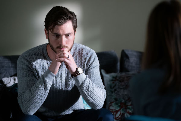 EastEnders SPOILERS: Mitch finds out the truth about Gray