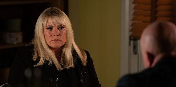 EastEnders fans panic at rumours that Sharon Mitchell is quitting the soap